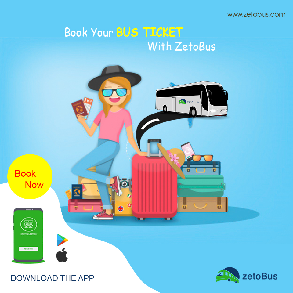 App For Bus Ticket Booking