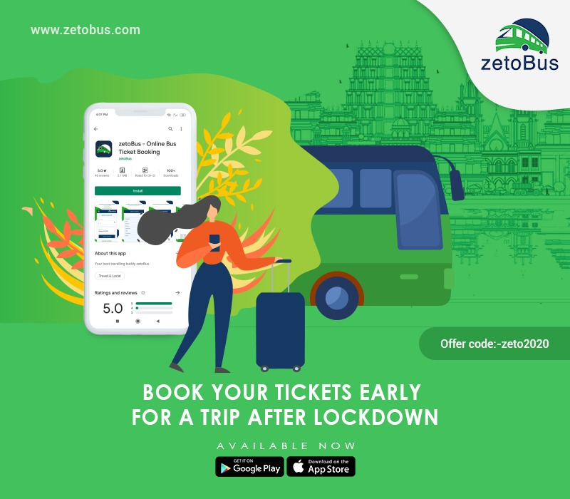 Bus Ticket Booking Apps